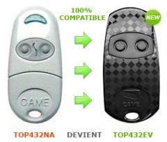 La télécommande Came TOP432NA remplacée par la TOP432EV.jpg