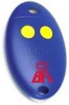 télécommande BFT, Télécommande BFT Mitto 2A, fréquence d'une télécommande