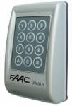 télécommande Faac, télécommande de portail, télécommande de garage